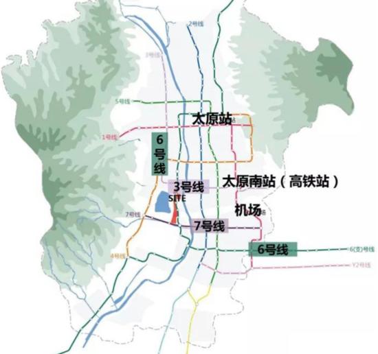 4条地铁+西中环南延 晋阳湖周边楼盘炙手可热