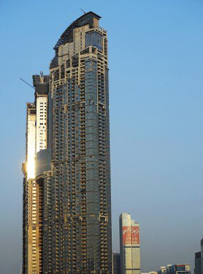 深圳现天价公寓一套2.5亿 单价29万元/㎡