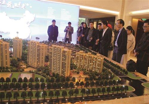 台州市民置业热情高 年底购房旺季到来