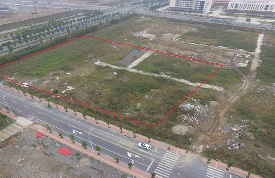 台州集聚区东部新区添新配套 商办酒店地块成功出让