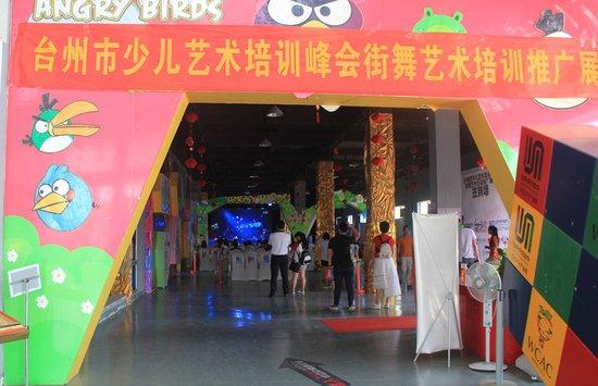 浙江省台州市少儿艺术培训峰会顺利举行_频道