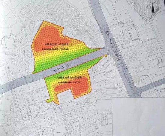 阳光房产再掷2.115亿元拿下仙居中学西侧新地块