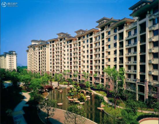 椒江新明半岛有少量现房在售