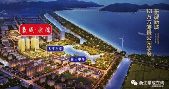 千人到访引爆温岭 豪成·东湾城市展厅盛大开放