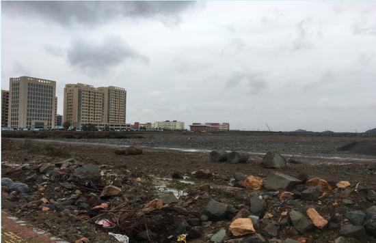 临海市临港新城启动区块商住、酒店地块成功出让