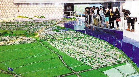 规划中描绘的一幅未来头门港临港新城的美好蓝图,这里将成为高清图片