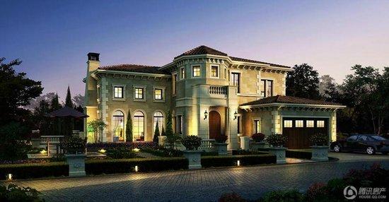 台州一号一期将推出400-700平独栋频道_别墅-半山家装设计别墅v频道和的区别图片