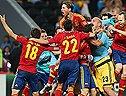 第十七比赛日:西班牙晋级