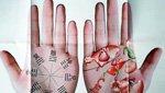 掌纹透露的疾病隐患