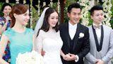 独家:杨幂婚礼开始嘉宾入座 伴娘唐嫣挎伴郎入场
