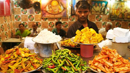 这里是印度最大的食堂
