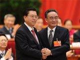 张德江当选人大委员会委员长