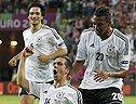 第十四比赛日:德国晋级