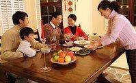 在家,你最喜欢吃什么