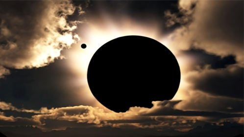 什么是日食