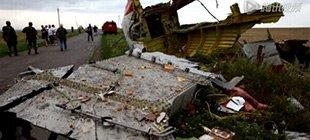 动画演示马航MH17坠毁瞬间 飞机解体尸骸遍地