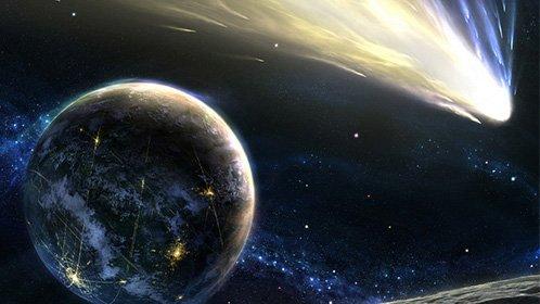 探秘世纪彗星