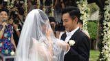 独家:幂威婚礼全程 杨幂:我将毫无保留地爱你