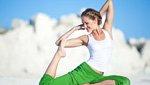 塑身减肥瑜伽