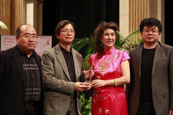 《孙明经:远去的金陵背影》获巴黎中国电影节最佳文献纪录片奖