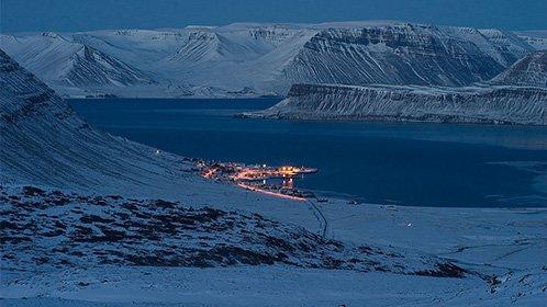 冰岛:变化中的风景