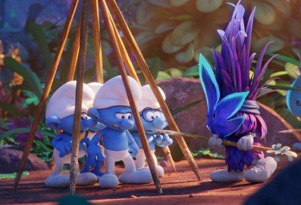 《蓝精灵:寻找神秘村》好奇预告