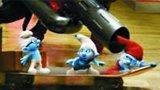 《蓝精灵》打造3D动画新体验
