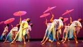 轻盈舞蹈《小城雨巷》