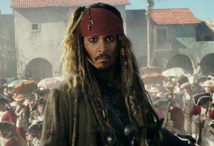 《加勒比海盗5》全新预告