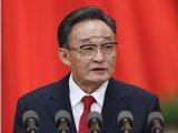 吴邦国:不照搬西方政治模式
