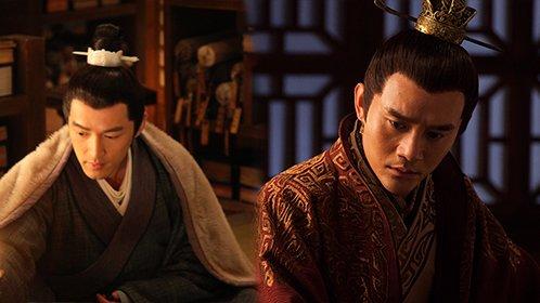 《琅琊榜》胡歌刘涛王凯