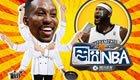 ���NBA顶级中锋对决