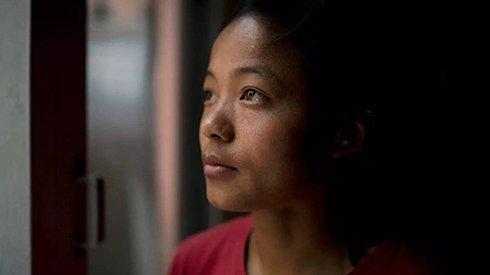 从童子军到世界冠军,她在全世界面前扬起尼泊尔国旗