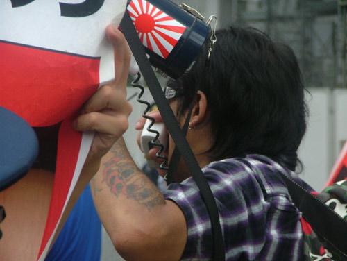 劳工遗属请愿游行 要求日本政府道歉赔款