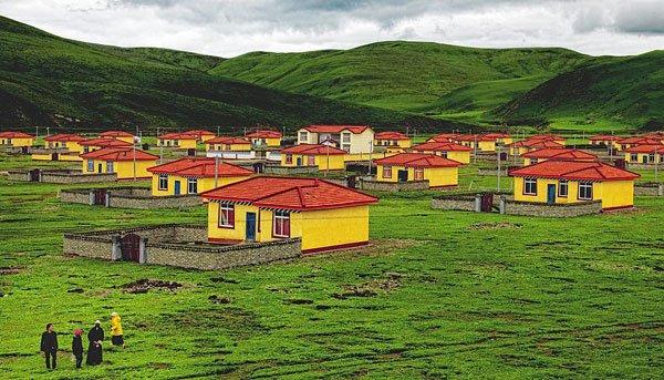 中国大部分牧民已经定居
