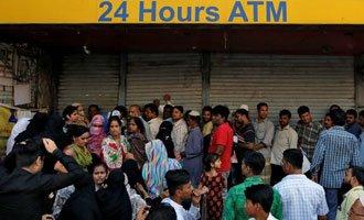 印度废钞,穷人受罪