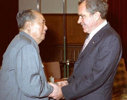 破灭的历史神话:毛泽东时代敢动中国国家都有哪些?(图)