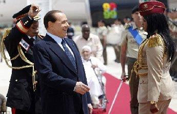 那些中东的强人们:风云人物之卡扎菲