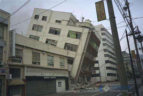 无痕:被神话了的日本抗震建筑
