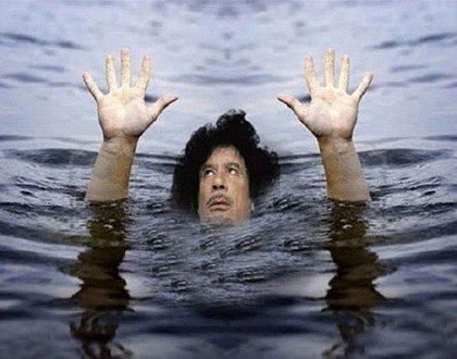 卡扎菲大势已去?