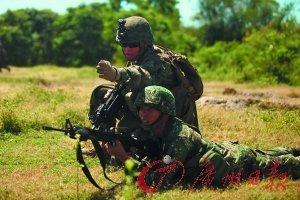 菲总统阿基诺三世表态:不会同中国交战