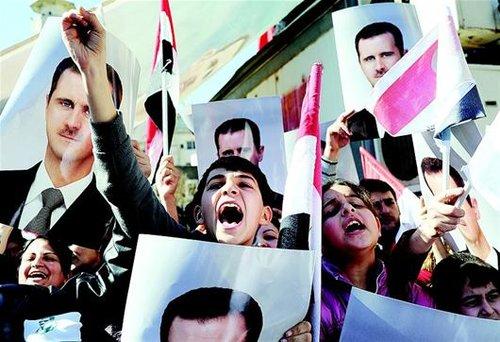 叙利亚危局何去何从?