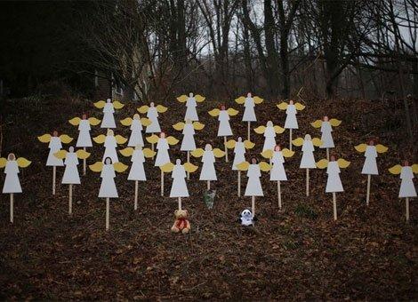 儿童死于枪口是美国失败