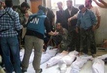 谁举起了叙利亚大屠杀的刀