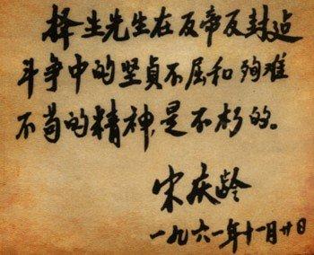 """宋庆龄筹组""""第三党""""始末"""