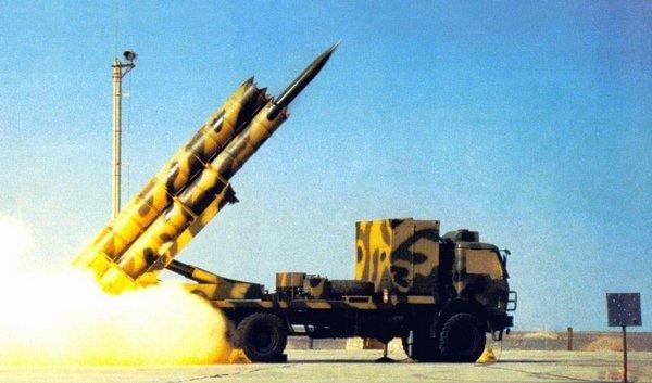 """中国早先出口土耳其的""""卫士""""火箭炮和相关技术使得土耳其尝到了甜头。"""