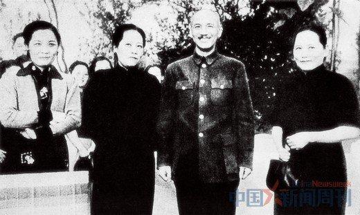 陶涵:西安事变前蒋介石已接受共同抗日