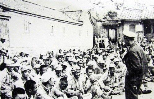 1949年解放军金门战役被俘之后的命运