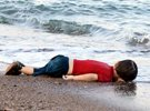 叙利亚3岁男童的死亡之路
