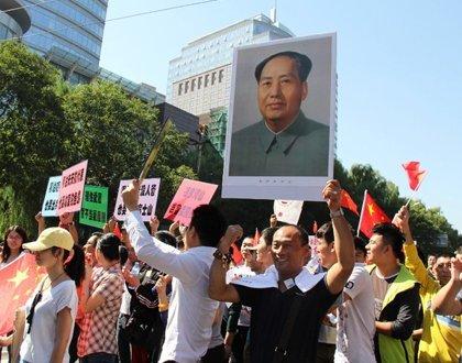 今日话题历史版:战后六十年日本人的中国观